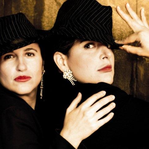 Les sœurs Bustelo Hermanas bustelo tango