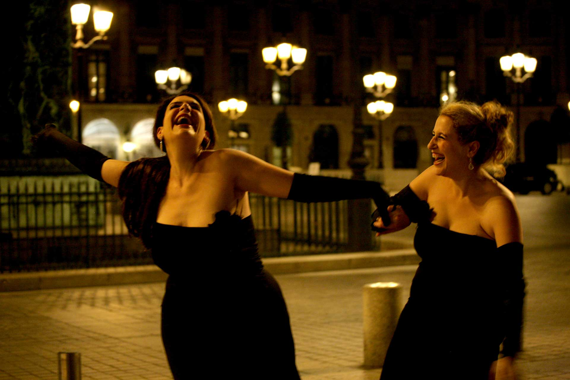 Tango argentin : Hermanas Bustelo à Paris