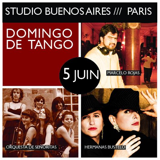 Domingo de Tango