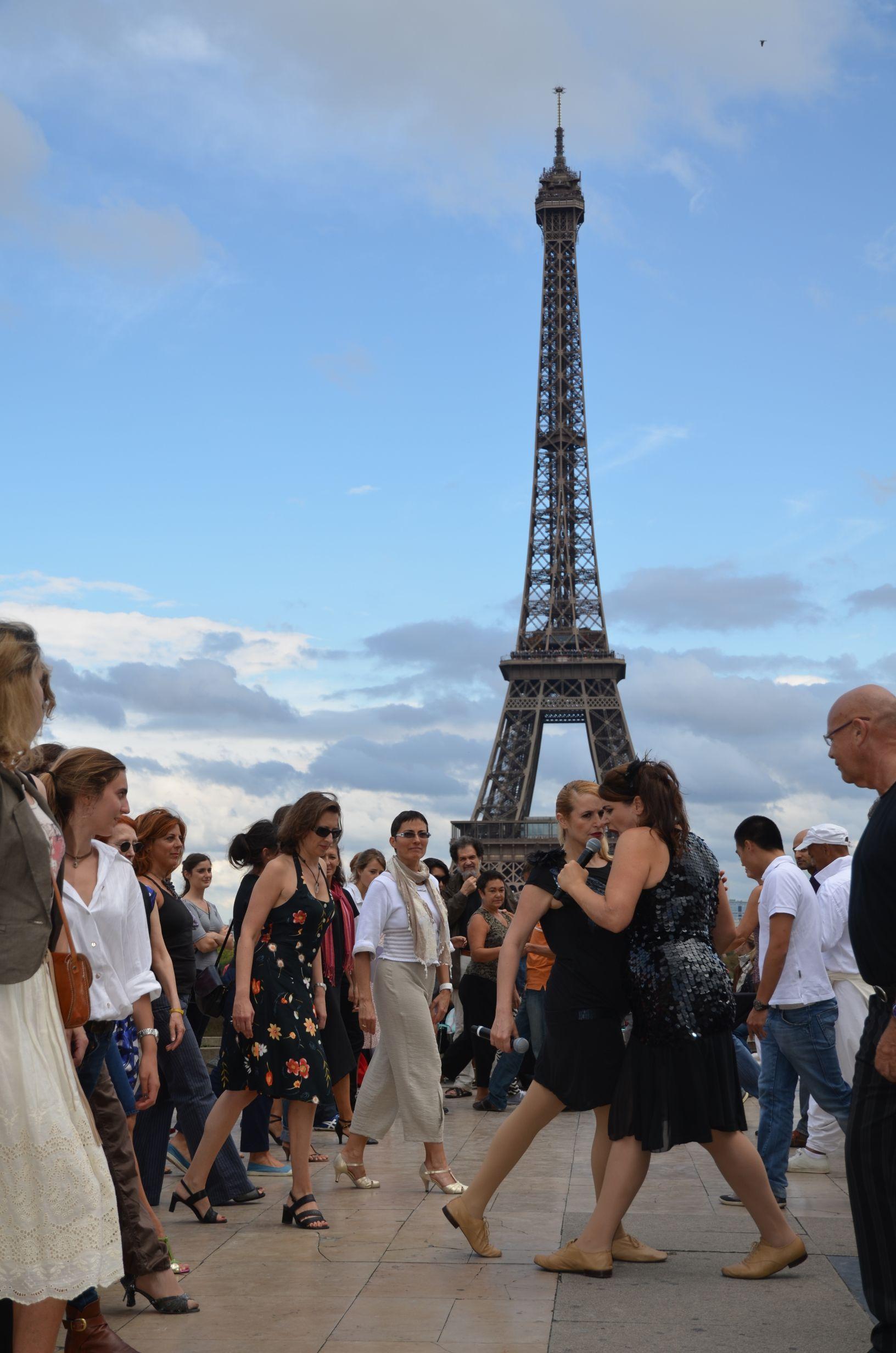 Pratiques Tango Argentin Tandem Paris - Buenos Aires : cours et bal tango avec les sœurs Bustelo