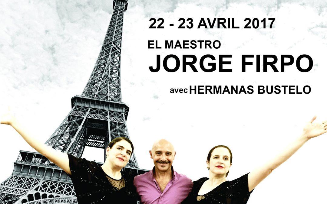 Stage Jorge Firpo avec Hermanas Bustelo