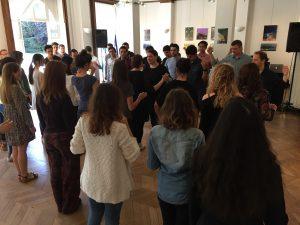 Initiation tango argentin à Paris